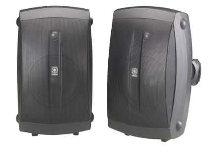 Yamaha NS-AW350B Outdoor Speakers