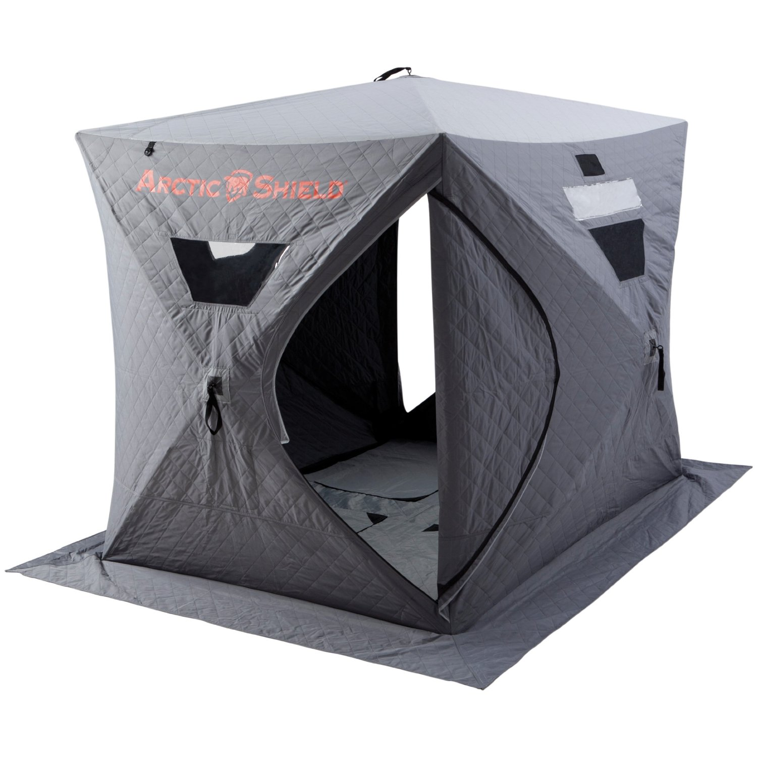 Best ice fishing shelters thrifty outdoors manthrifty for Ice fishing tents