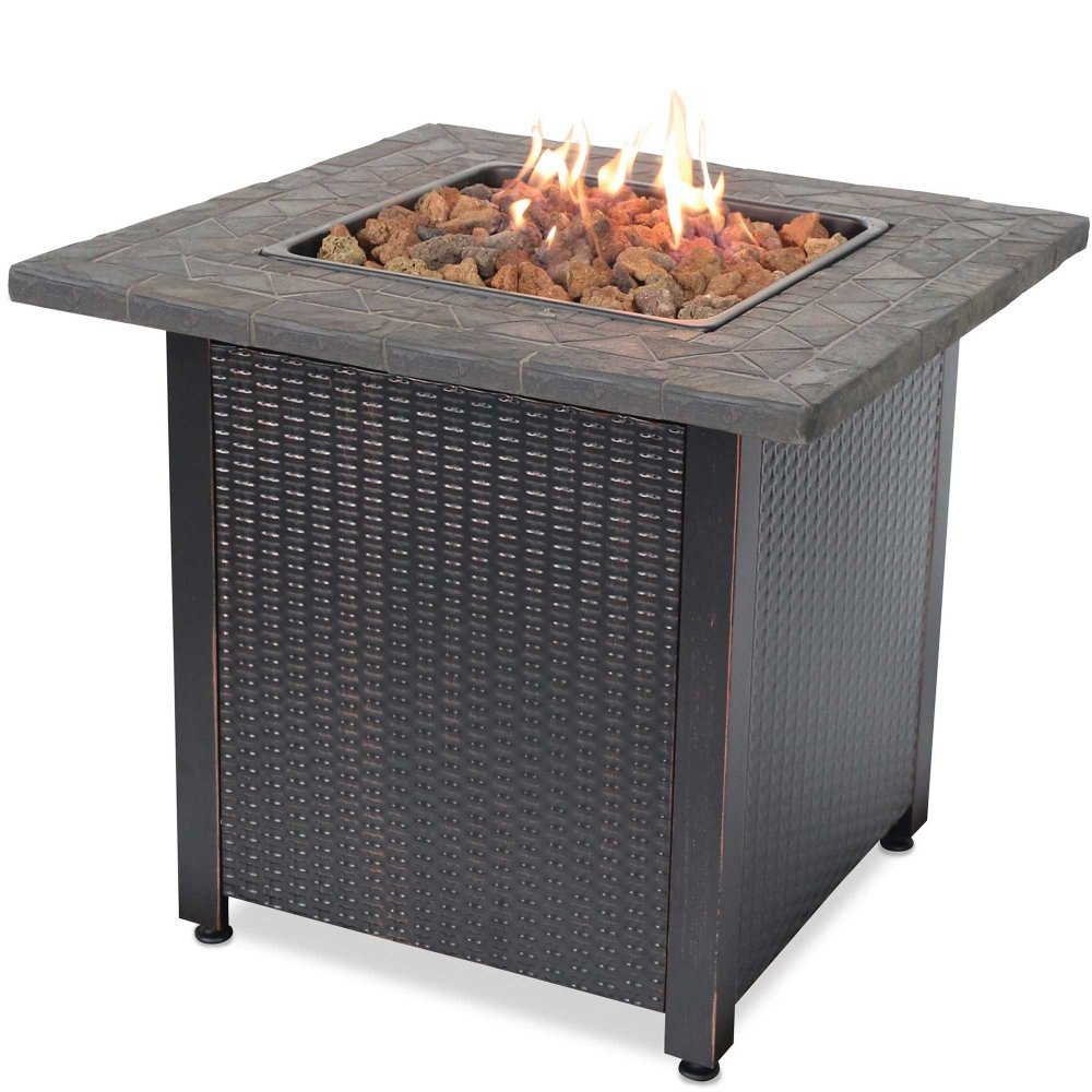 Blue Rhino GAD1401M Fireplace