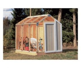 Easy Steps to Build a Shed From Scratch