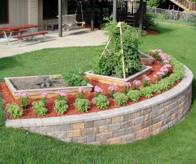 How to Build a Garden Retaining Wall