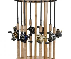 fishing rod storage holders