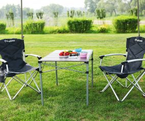 Outdoor Folding Bag Chair