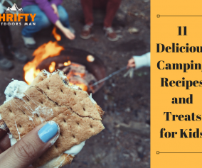 11 Delicious Camping Recipes for Kids