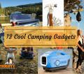13 Cool camping gadgets