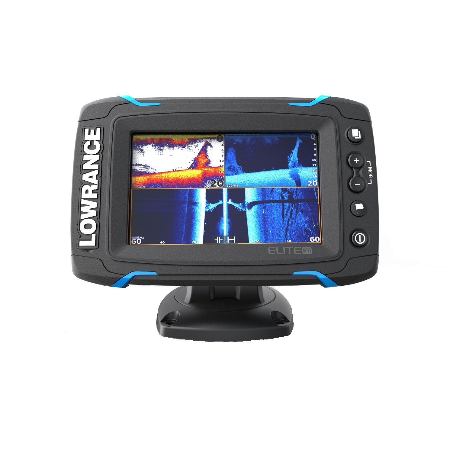 Lowrance Elite-5 Ti DownScan