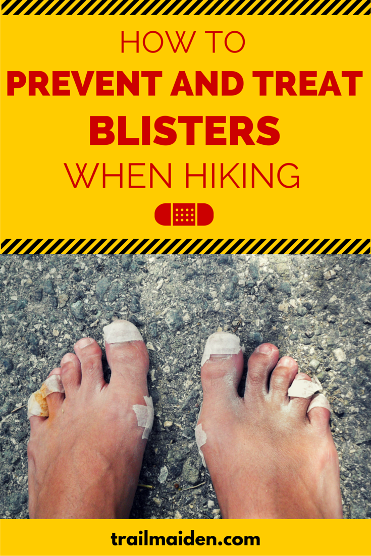 How to prevent and blister proof your feet