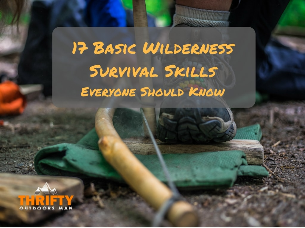 How to Survive the Wilderness With Just a Knife pictures