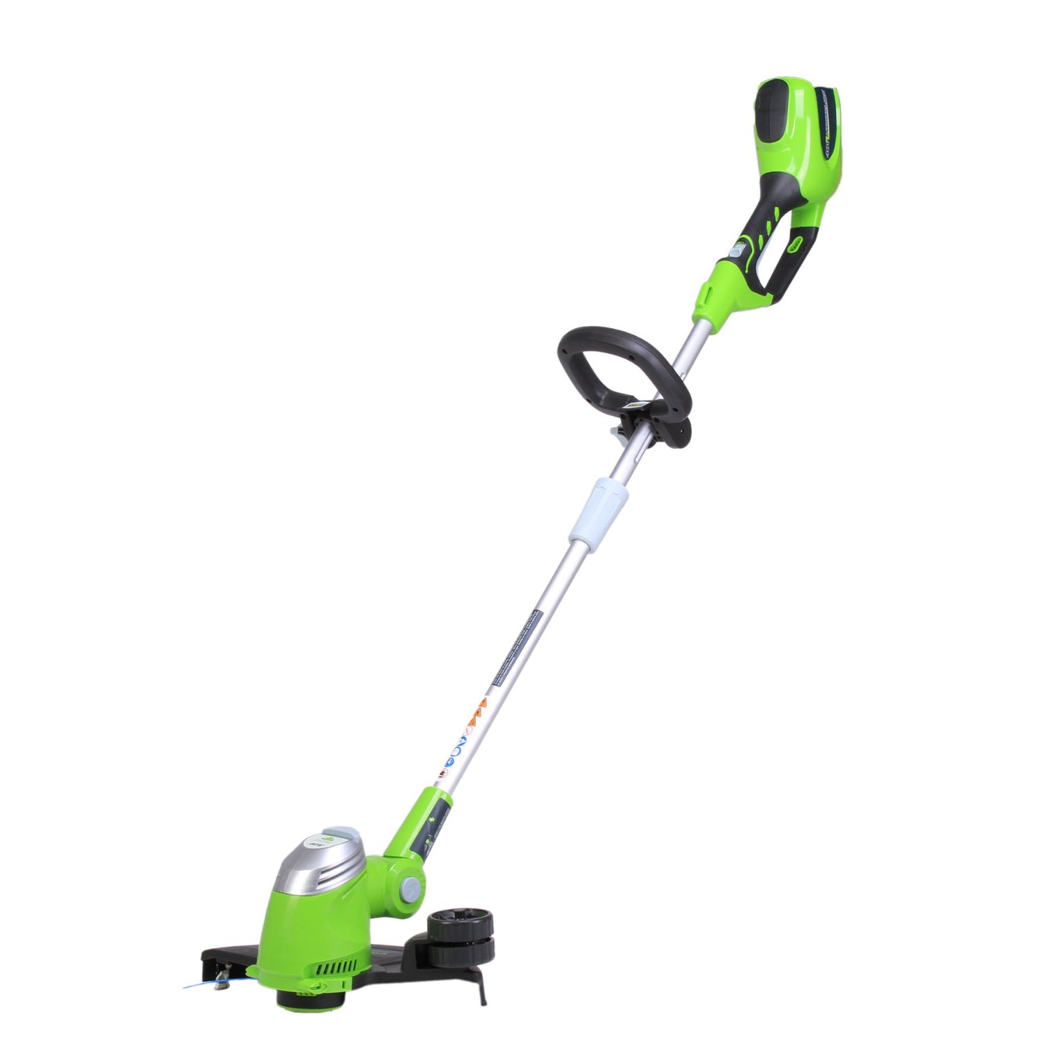 GreenWorks 21332 G-Max Cordless Weed Trimmer
