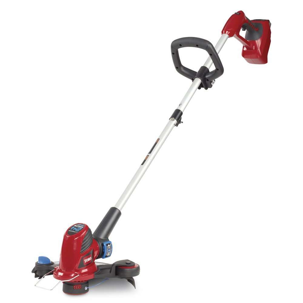Toro 51487 24-Volt Lithium Ion Cordless Weed Trimmer