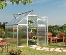 backyard Greenhouse kits