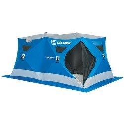 Clam Bigfoot XL6000 Pop-Up Ice Fishing Shelter
