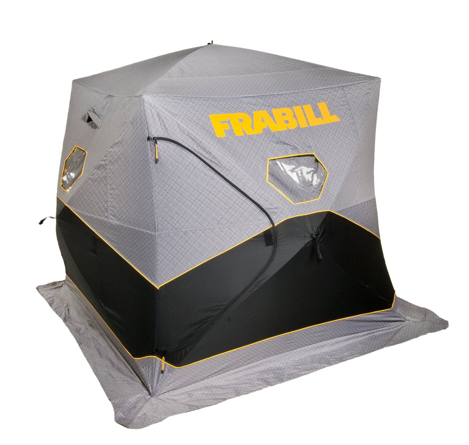 Best ice fishing shelters thrifty outdoors manthrifty for Frabill ice fishing