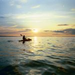 Houghton Lake kayak