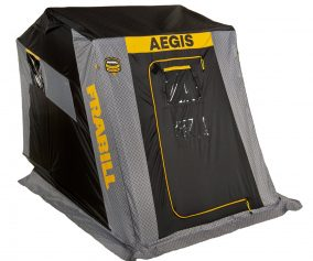 Frabill ice fishing shelters
