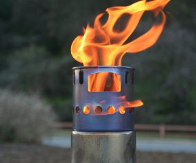 Backpacking Wood Stove Review