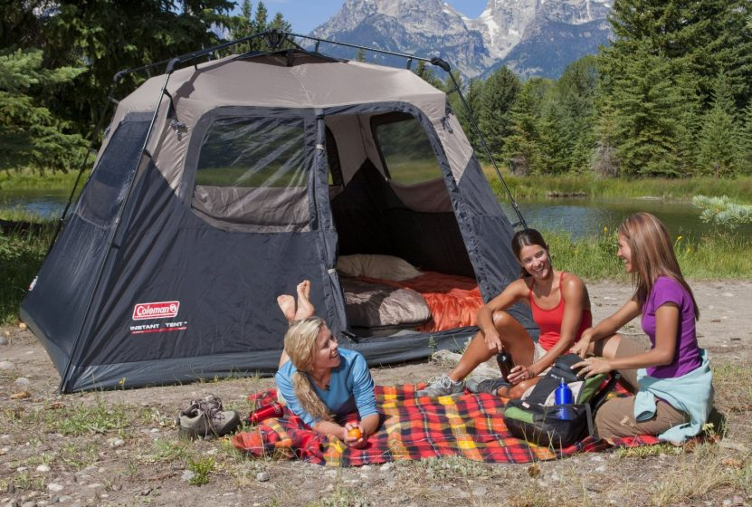 Top Best Rated Camping Tents of 2016