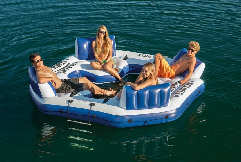 Floating Rafts For Rivers Thrifty Outdoors Manthrifty
