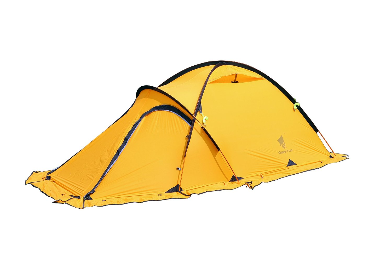 GEERTOP 4-season 2-person 20D Lightweight Backpacking Alpine Tent For Camping, Hiking, Climbing