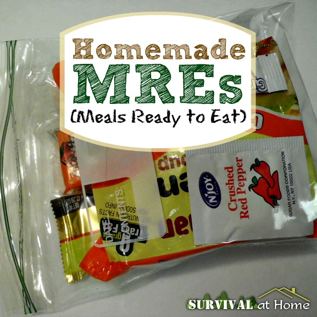 MREs Meal Ready To Eat