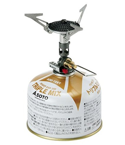 SOTO Micro Regulator Stove One Color One Size