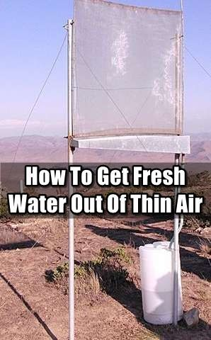 How To Pump Water Without Electricity Thrifty Outdoors Man