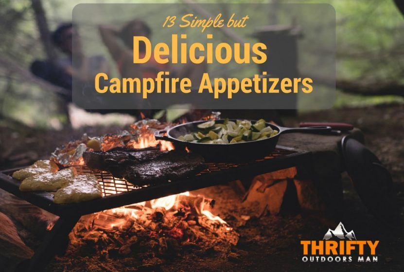 Campfire Appetizers