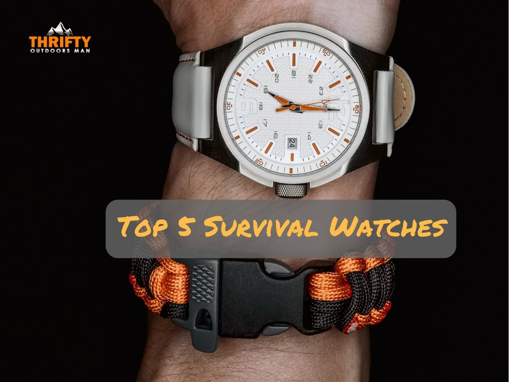 Time Will Tell: The 5 Best Survival Watches