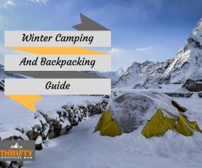 Winter Camping and Backpacking Guide