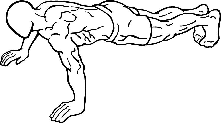 Image result for 5. Push-Ups