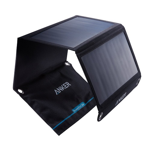 Anker 21W USB Solar Charger and Powerport