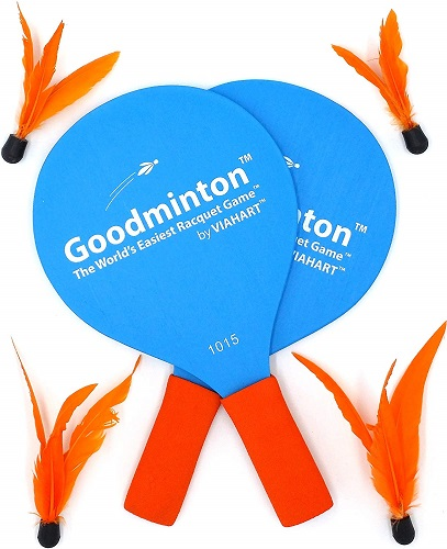 VIAHART Goodminton Set
