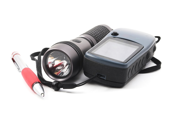 Camping Flashlight Type of Flashlight