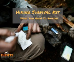 Hiking Survival Kit