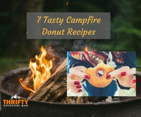 Campfire Donuts