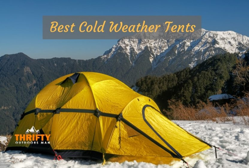 Cold Tent & Tips For C&ing In Cold Weather