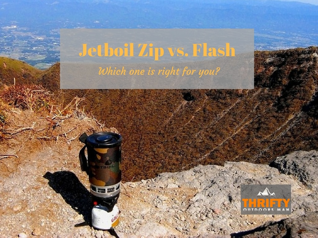 Jetboil Zip vs Flash: Which one is right for you?