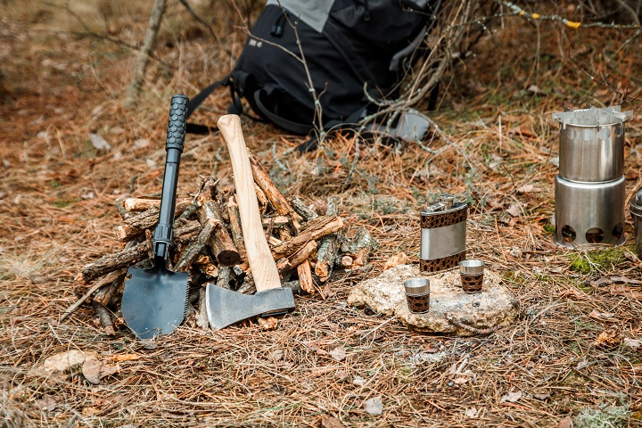 Short History of a Survival Shovel