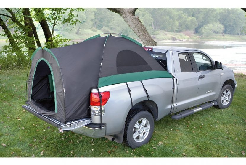 Guide Gear Full Size Truck Tent Review Thrifty Outdoors