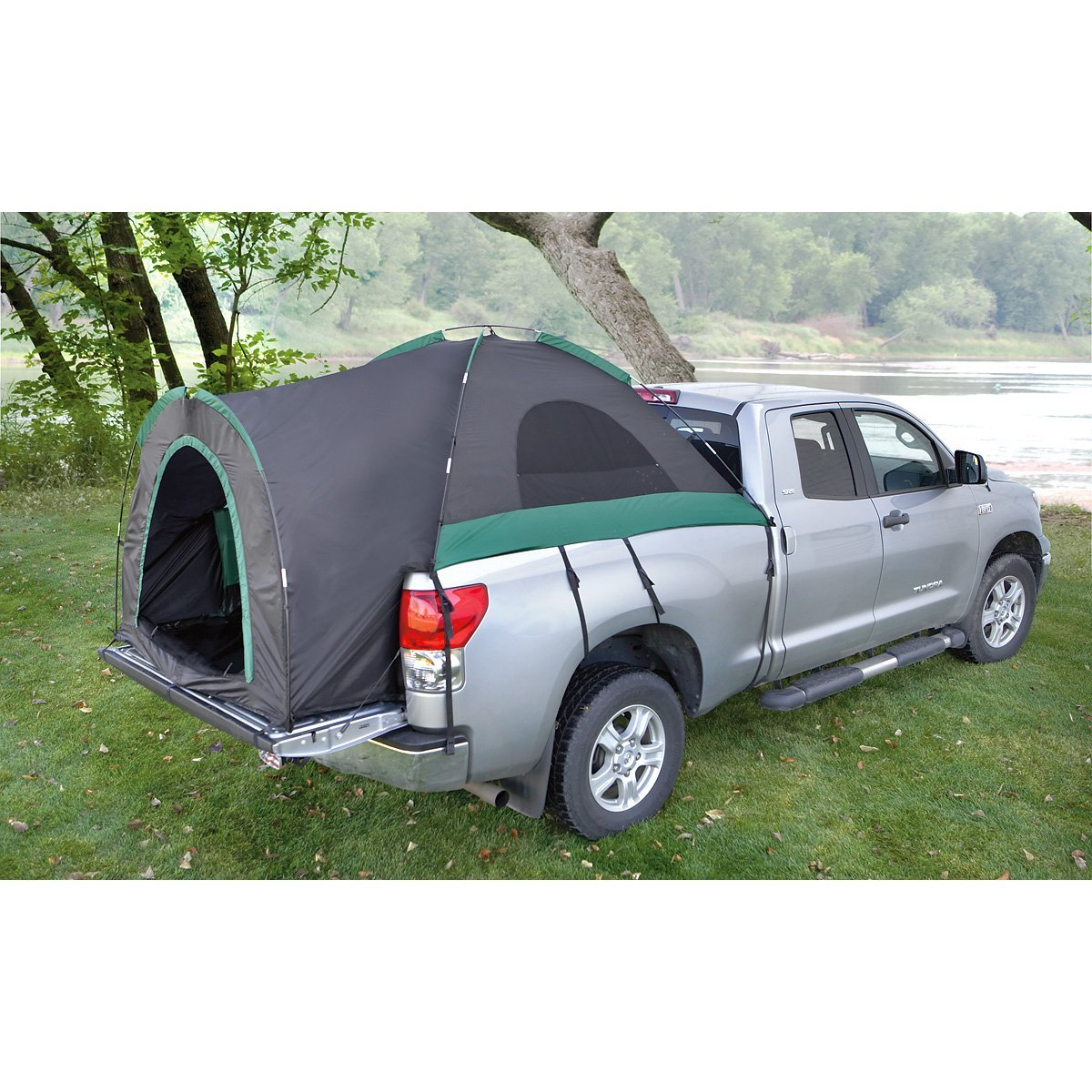 Guide Gear Full Size Truck Tent Review