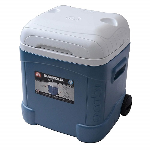 Igloo Ice Cube Maxcold Roller Cooler