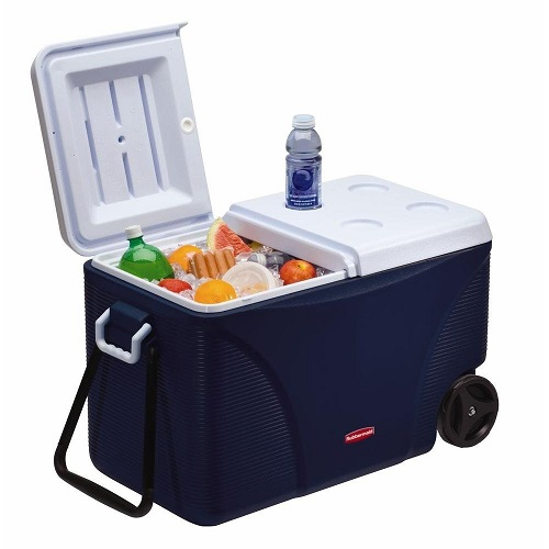 Rubbermaid DuraChill (Xtreme) Wheeled Ice Chest
