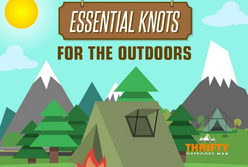 A Guide to Tying Knots for the Outdoors