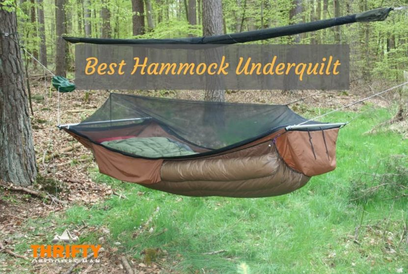 best hammock underquilt thrifty outdoors manthrifty outdoors man