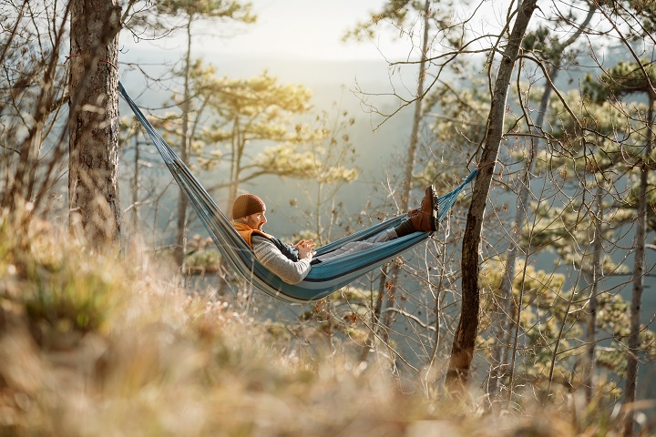 Hammock Underquilt Comfortability and Adjustability