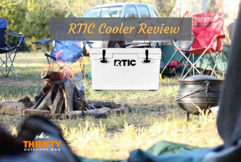 RTIC cooler review
