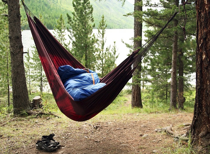 Types of Hammock Underquilts