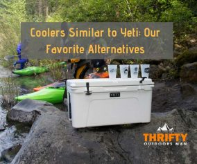 Coolers Similar to Yeti