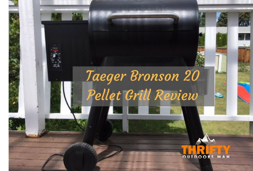 Taeger Bronson 20 Pellet Grill Review