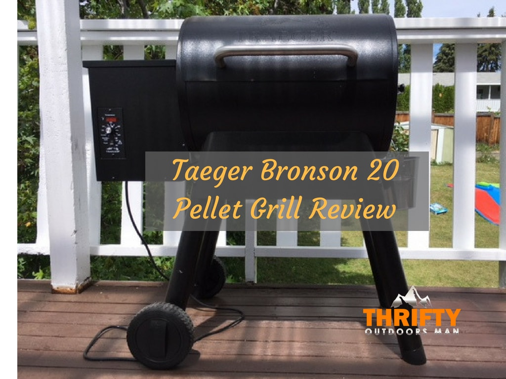 Traeger Bronson 20 Review
